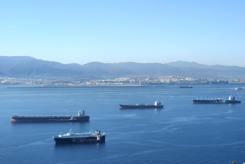 WMS Ship Agent Gibraltar